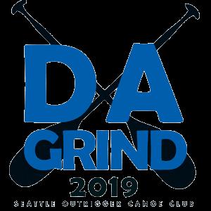 2019 Da Grind Logo